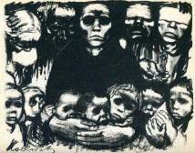 Kathe Kollwitz Survivors 1923