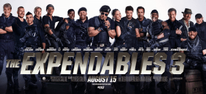 Expendables 3 script review