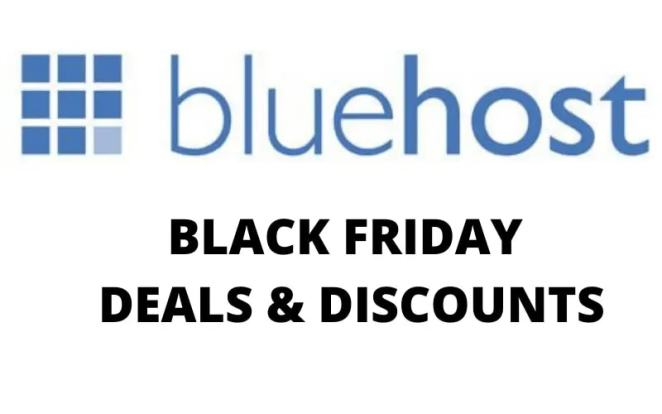 Bluehost Black Friday 1