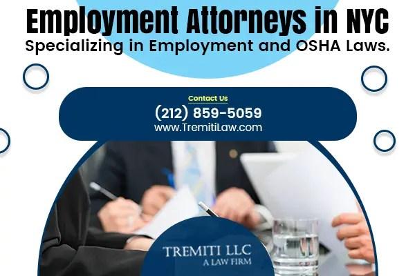 Employment Law Attorney NYC