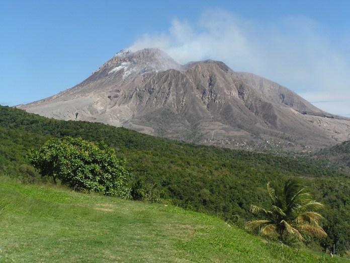 Soufriere Hills, Montserrat (most active volcano)
