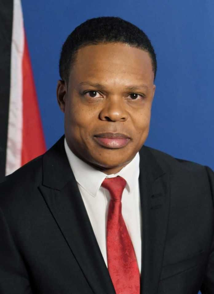 Minister of foreign and CARICOM met Juan Sebastian Gonzalez Special Assistant to US president for allocation of vaccine