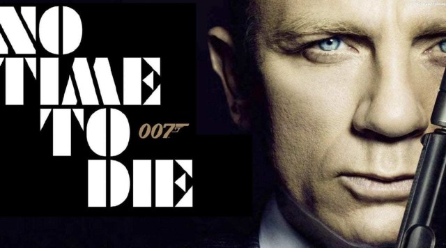 No Time to Die: James Bond 007