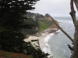 Moss Beach Coast Cliff House