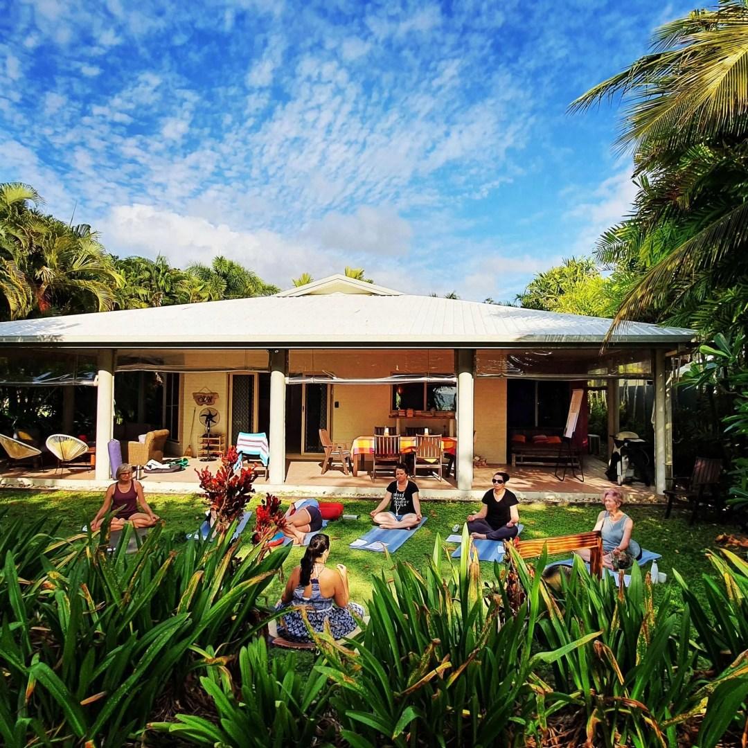 Writing Retreat Australia Far North Queensland Mission Beach
