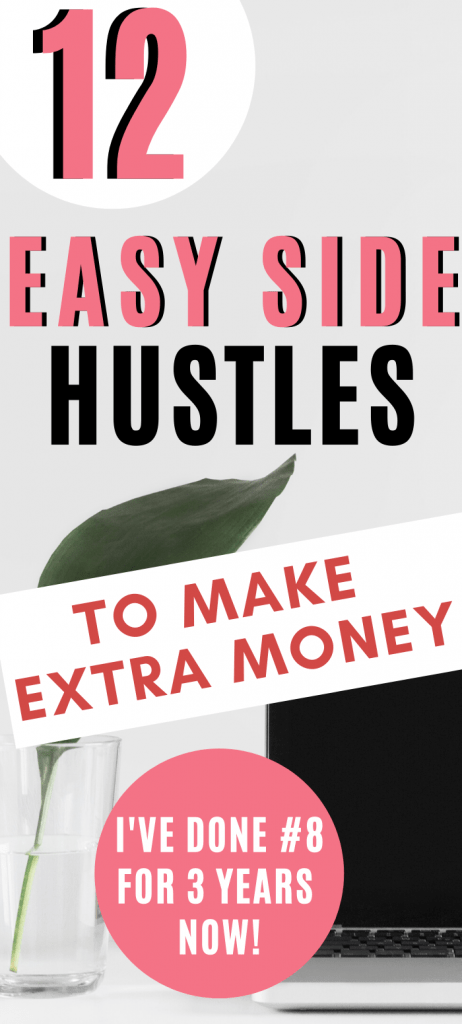 13 Ridiculously Easy Side Hustle Ideas To Earn Extra Money Quickly Write Your Story