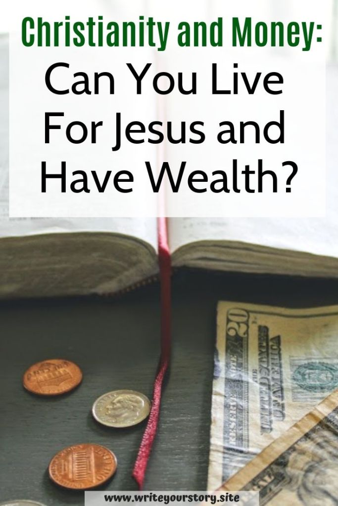 Bible and Wealth / Bible Study / Trusting Jesus