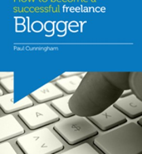 How to Be A Successful Freelance Blogger- bookcover