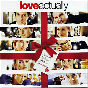 Love Actually starring Colin Firth, Hugh Grant, Liam Neeson, Emma Thompson & Keira Knightley