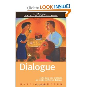 Write Great Fiction Dialogue-Gloria Kempton