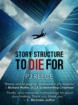 story structure to die for- pj reece
