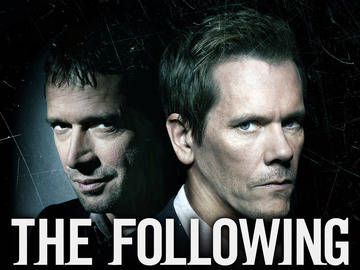 The Following-James Purefoy-Kevin Bacon