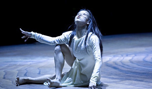 Ching-Ying Chien in Until the Lions (photo: Jean-Louis Fernandez)