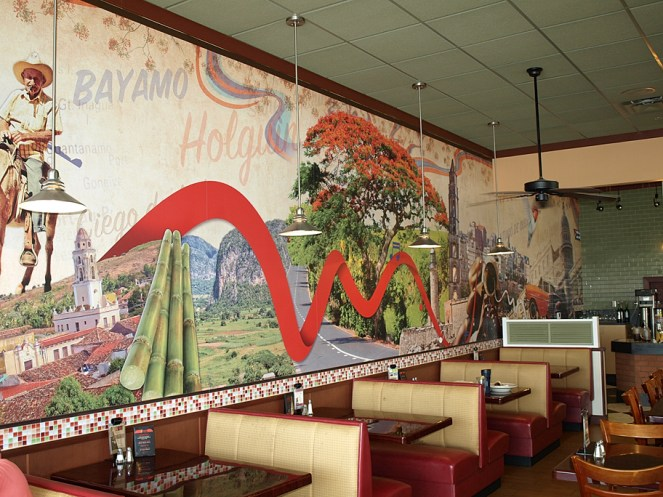Mambo's Cuban Cafe story and pictures by Mike Kuusela