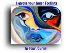 Express inner feeling