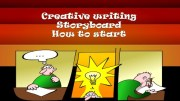 A storyboard Will Explode Your Creative Writing