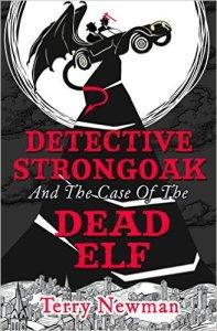 Detective Strongoak cover