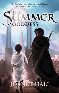 summer goddess cover