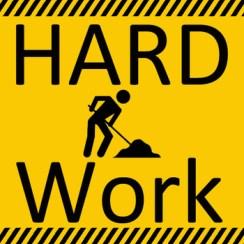 hard work adhd