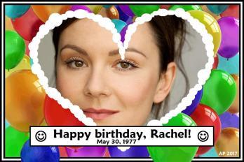 RachaelStirling_BDayCard-Headshot-smile-whiteshirt_ap-balloons-1030730-2