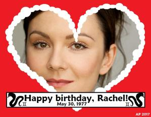 RachaelStirling_BDayCard-Headshot-smile-whiteshirt_ap-red-900700-1