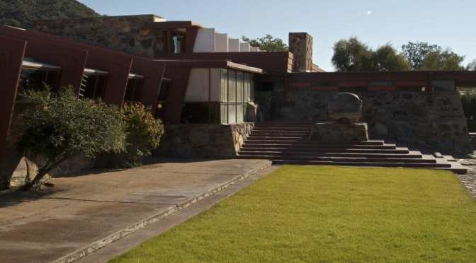 Taliesin West: Architecture in the Desert 1