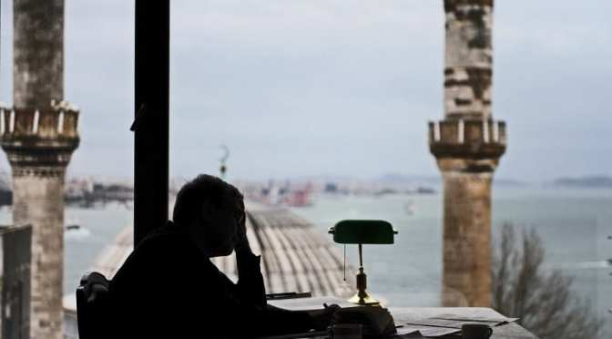 On Writing and Istanbul, Orhan Pamuk's THE BLACK BOOK