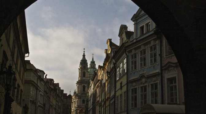 Prague Walks: The Big Picture