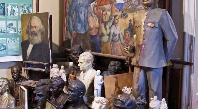 Museum of Communism (I'm in the Czech Republic!)