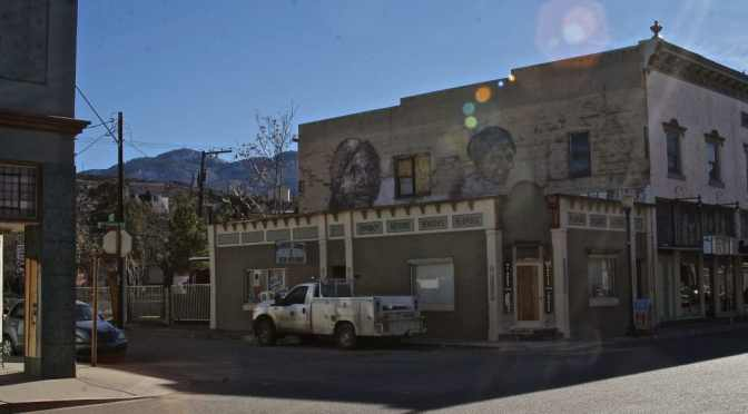 Mining Towns: Zombies, Cadavers & Ghosts