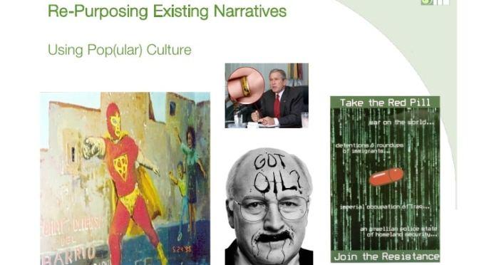 Re:Imagining Change – storytelling & movement building