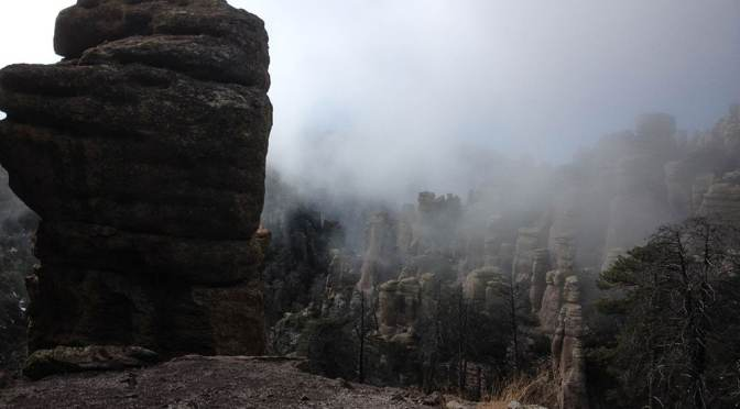 The Chiricahuas in the Clouds