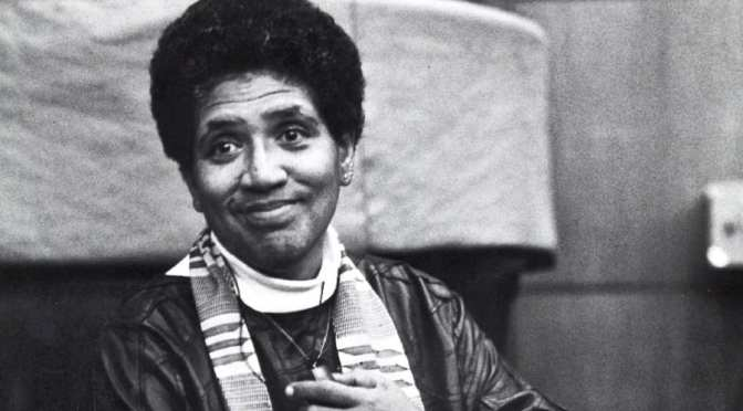 Sister Audre Lorde's Sister Outsider