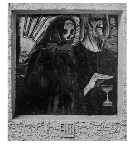 Time, 1902, Panel for the 14th Exhibition of the Vienna Secession (Beethoven Exhibition), now destroyed