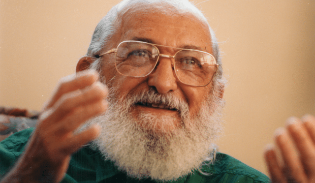 Freire: the role of struggle in becoming human