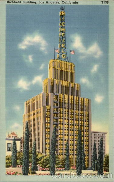 Richfield Building, Los Angeles