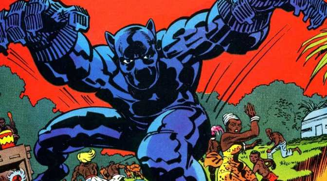 The Origins of the Black Panther