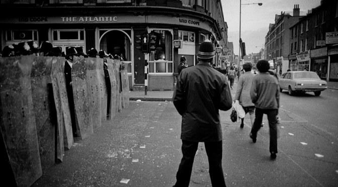 Derek Walcott, Brixton Uprising