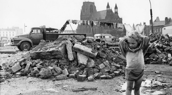 Shirley Baker: a splendour of community amidst the slum clearances