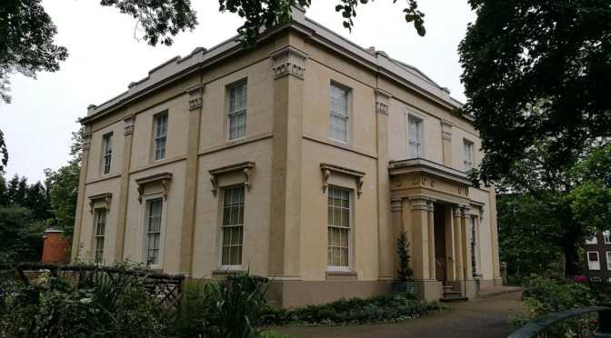 Elizabeth Gaskell's House, Plymouth Grove