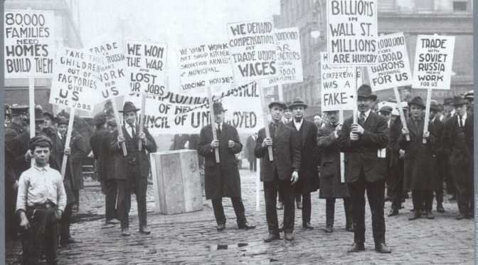 Robert Fisher on Community Organizing in America — 1886 through 1946