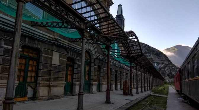 La Estación de Canfranc — Canfranc Station