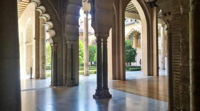 Palacio de la Aljafería, and Zaragoza's Mudéjar architecture