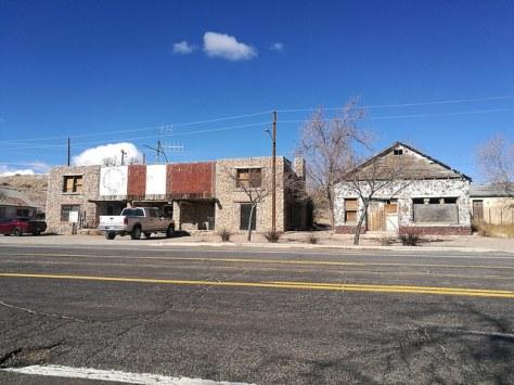 Peach Tree Springs, Route 66