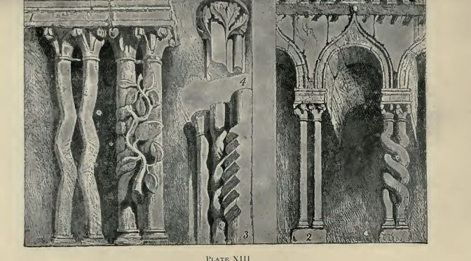 Ruskin's seven Lamps of Architecture
