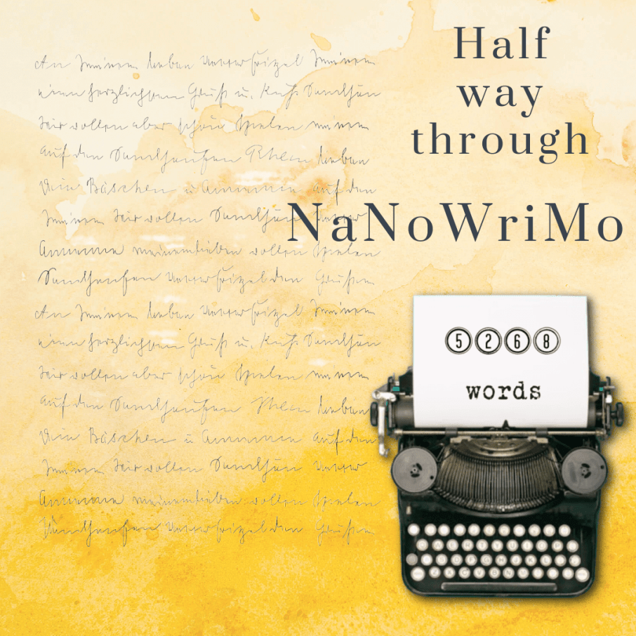 Bounce Back From a Low Word Count for NaNoWriMo