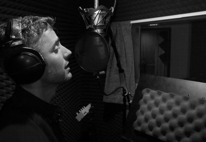 Avi in the Studio