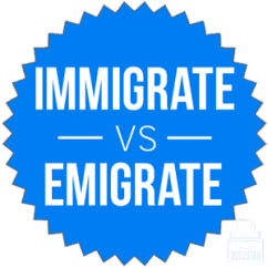 Ano Ang Venn Diagram Tagalog Industrial Wiring Diagrams Emigrate Vs Immigrate What Are The Differences Between Immigration Versus