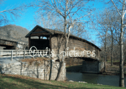 Owl's Pictures-covered bridge by PIctures by the Owl