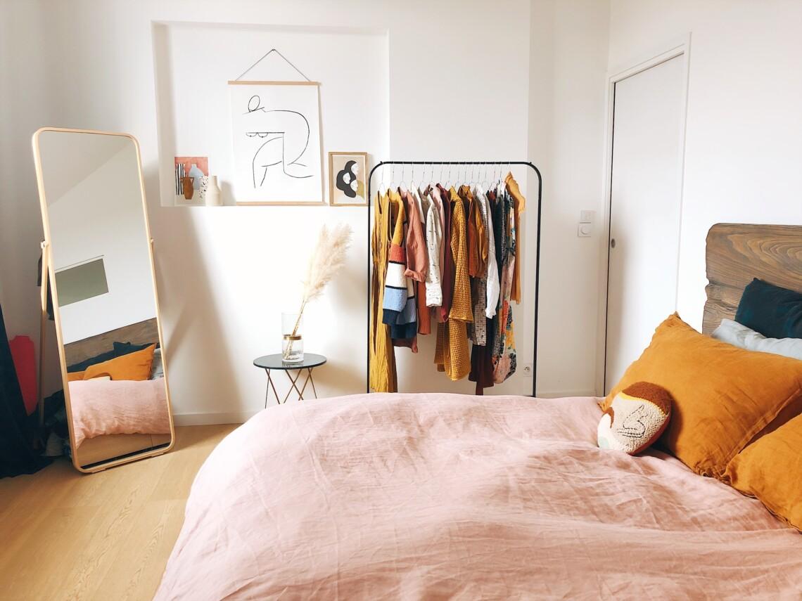 Capsule wardrobe, sustainable laundry ideas